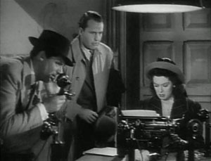 His Girl Friday filmruta