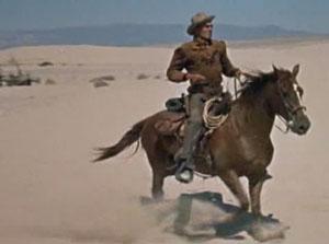 Ride Lonesome filmruta