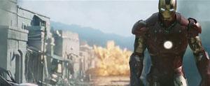 Iron Man filmruta