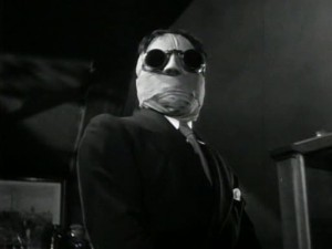 The Invisible Man filmruta