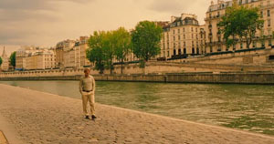 Midnight in Paris filmruta
