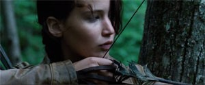 The Hunger Games filmruta