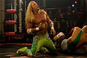 The Wrestler filmruta