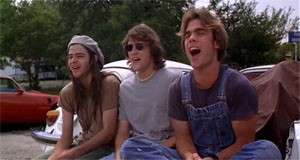 Dazed and Confused filmruta