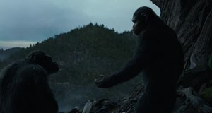 Dawn of the Planet of the Apes filmruta