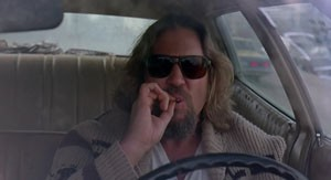 The Big Lebowski filmruta