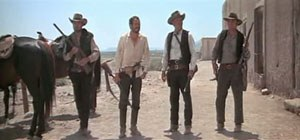 The Wild Bunch filmruta