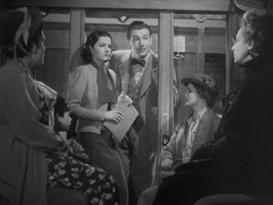 The Lady Vanishes filmruta