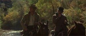 Butch Cassidy och Sundance Kid filmruta